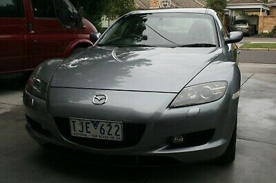 Mazda RX8. Sept 2004. 6 speed manual. 13B twin rotor engine. With RWC.