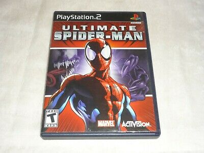 Ultimate Spider-Man (Sony PlayStation 2, 2005)    COMPLETE