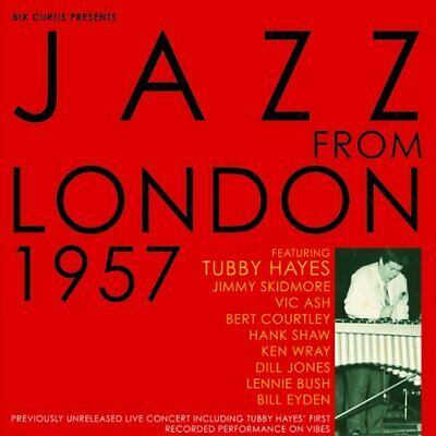 Various - Jazz From London 1957 CD Acrobat / Trapeze Records NEW
