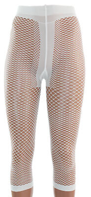 Damen Leggings Netz 7/8 Länge T-Band
