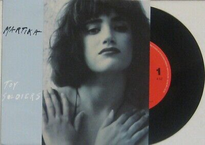 "Martika toy soldiers / exchange of hearts , 7"" 45"