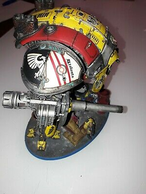 Imperial Knight / Painted high quality standard / Warhammer 40k