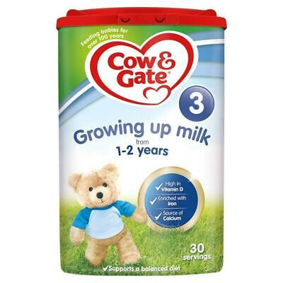 Cow & Gate Stage 3 Growing Up Milk Powder from 1 - 2 Years, 800g