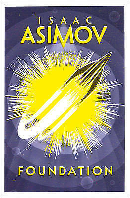 Foundation, Asimov, Isaac, New Book