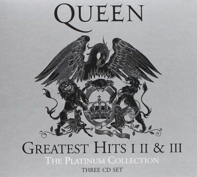121319 Queen - The Platinum Collection (CD x 3)