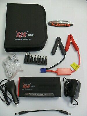 Smart Start Charger, Power Pack/Jump Starter Hhone Charger Kit - Ssc05