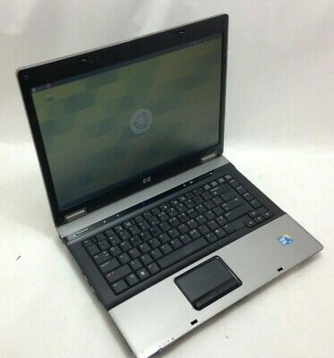 HP Compaq 6730b -Intel Core 2 Duo P8600 -4 GB RAM -160 GB HDD -LINUX(i-3-9)