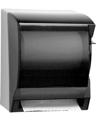 """Kimberly-Clark 13"""" In-Sight Lev-R-Matic Roll Towel Dispenser in Smoke / Gray"""