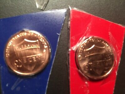2019 P&D  Lincoln Shield Cents-From Uncirculated Us Mint Set***Ship Now***