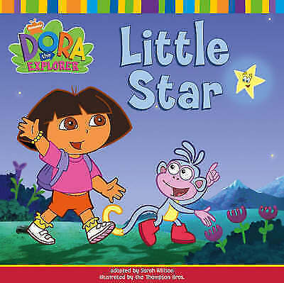 Little Star (Dora the Explorer), Nickelodeon , Acceptable, FAST Delivery