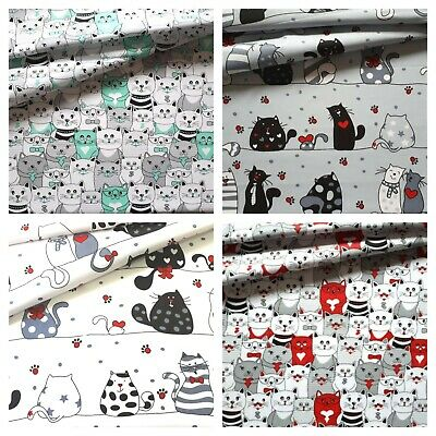 lovely cast designs 100% cotton fabric sold by big fat quarter