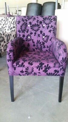 Armchairs for restaurants,hotels,barber shops,beauty salons.More colours avail.
