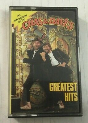 "Chas & Dave ""Greatest Hits"" Tape Cassette - Never Been Played (14 Tracks)"