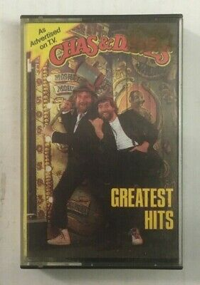 "Chas & Dave ""Greatest Hits"" NEW & SEALED Tape Cassette (14 Tracks)"