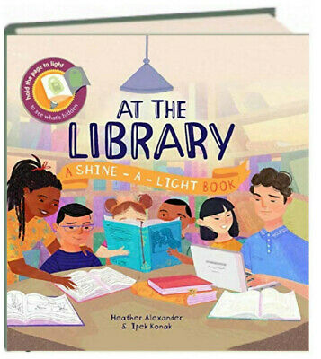Shine A Light At The Library by Carron Brown & Kane Miller (2018, Hardcover)
