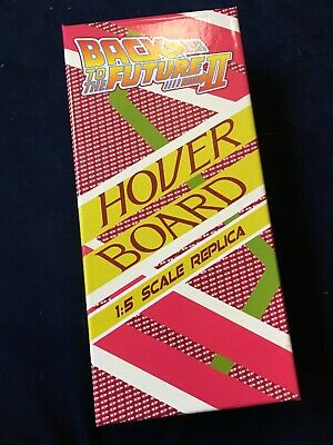 NEW Loot Crate BACK TO THE FUTURE II 2 HOVERBOARD Hover Board 1:5 Scale Replica