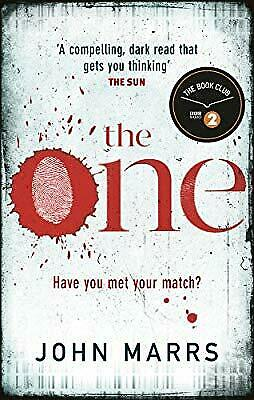 The One, Marrs, John, Used; Acceptable Book