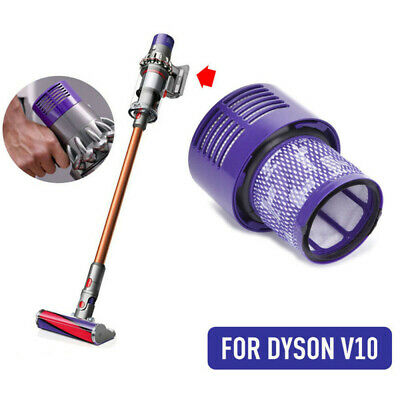 Replacement Washable Filter for Dyson V10 Cyclone Animal Absolute Total Clean UK