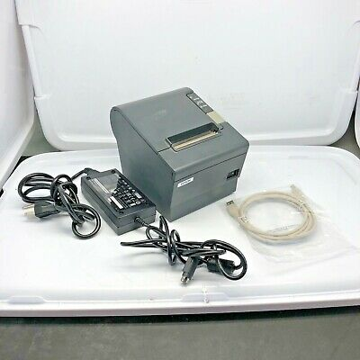 Epson TM-T88IV M129H Direct Thermal Point Of Sale Receipt Printer Power Supply