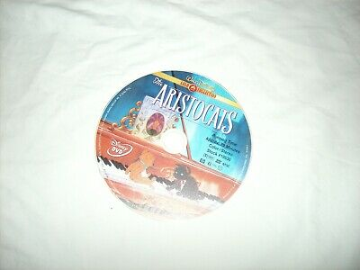Disney The Aristocats DVD Disc Only