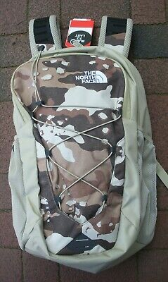 The North Face  Jester Backpack- Laptop Sleeve-A3Kv7- Moab Khaki Wood Camo Print