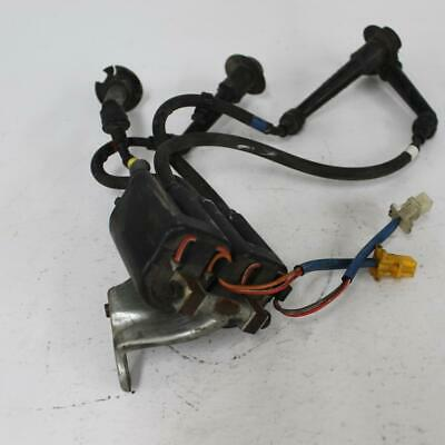 92 YAMAHA FZR1000 Fzr 1000 Ignition Coils Coil Pack Spark Plug Wire