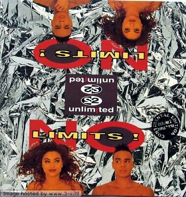No Limits! ~ 2 Unlimited CD