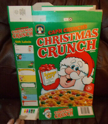 Christmas Crunch Cereal.Christmas Crunch Cereal