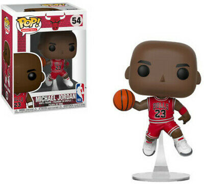Bulls - Michael Jordan - Funko Pop! Nba: (2019, Toy NUEVO)