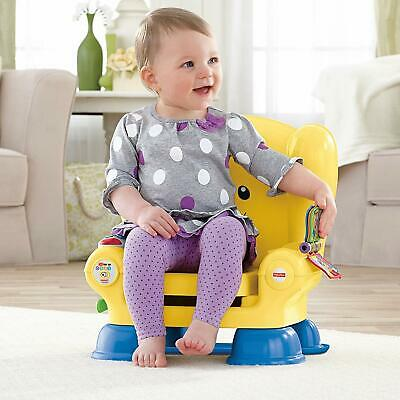 Fisher-Price SMART STAGES CHAIR w/ Lights & Music 150+ Songs/Sounds Fun Baby Toy