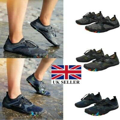 Water Shoes Quick Dry Barefoot Swim Diving Surf Aqua Sports Beach Vaction Lot UK
