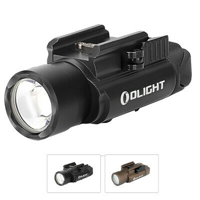 OLIGHT PL-PRO Valkyrie 1500 Lumens Rechargeable LED Rail Mount Tactical Light