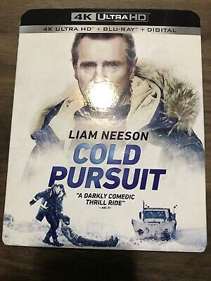 Cold Pursuit (4K Ultra HD and Blu-ray) Liam Neeson - No Digital