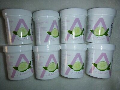 Lot of 8 Almay Eye Makeup Remover Pads Gentle Oil Free 80 Count