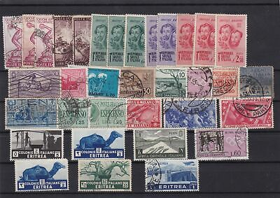 italy  stamps   ref 12524