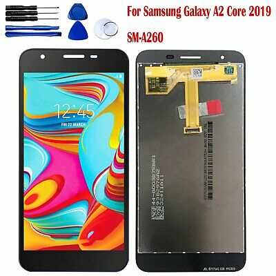 LCD Touch Screen Display Digitizer Kit for Samsung Galaxy A2 Core 2019 SM-A260