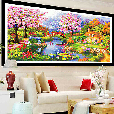 5D Diamond Painting Diamant DIY Kreuzstich Stickerei Malerei Stickpackung Bilder