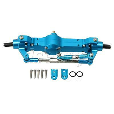 Aluminum Alloy Front Shaft Axle Assembly for WPL RC1:16 Truck Car