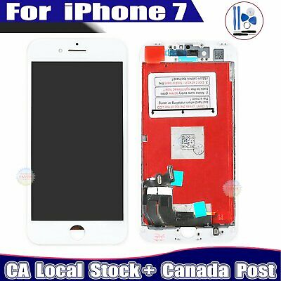 "For iPhone 7 4.7"" LCD Touch Screen Digitizer Display Replacement Assembly White"