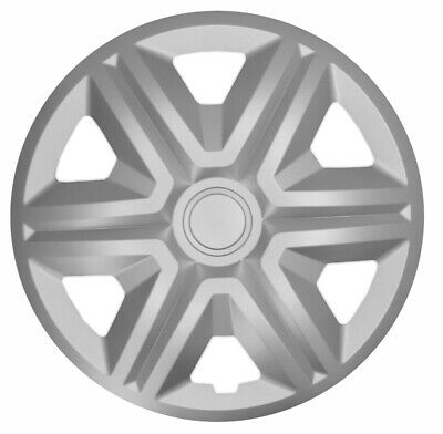 """4x14"""" Wheel trims wheel covers for Renault Clio silver 14"""""""
