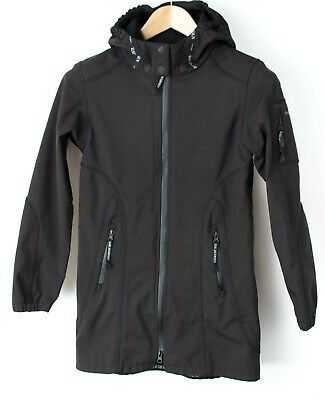ILSE JACOBSEN Kids Waterproof Windproof Breathable Raincoat Coat Size 152 NZ520