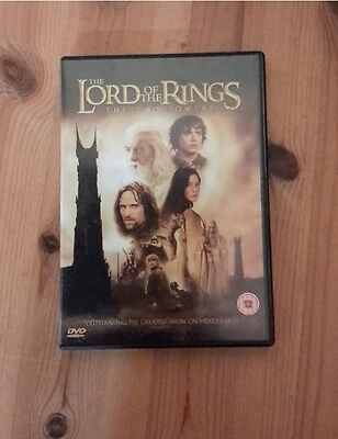 The Lord of the Rings: The Two Towers: DVD