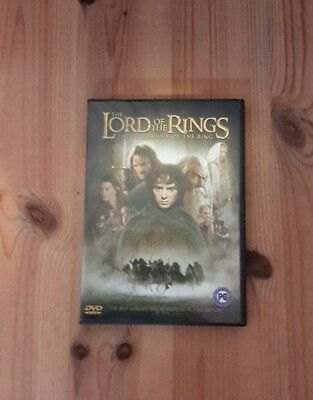 The Lord of the Rings: The Fellowship of the Rings: DVD