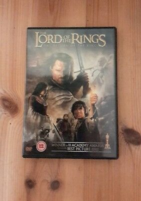 The Lord of the Rings: The Return of the King: DVD