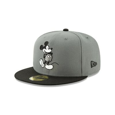 533ec6fd DISNEY MICKEY MOUSE New Era 59fifty Fitted Hat Sz.7-1/2 Limited ...