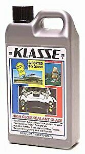 Klasse High Gloss Sealant Glaze (500ml) - Use on cars, boats & planes