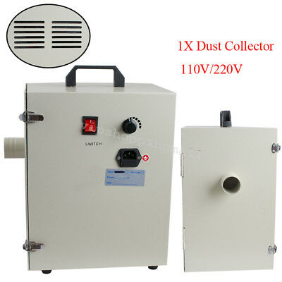 110V/220V Dentist Dental Lab Dust Collector Vacuum Cleaner Lab Equipment Clinic