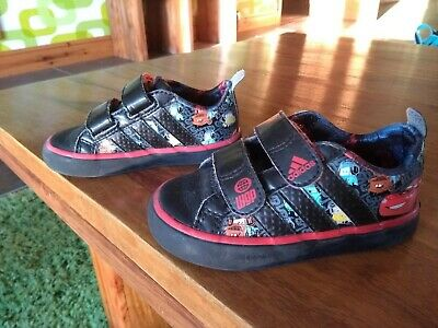 BABY BOY ADIDAS trainers size 5 EUR 3,34   PicClick FR
