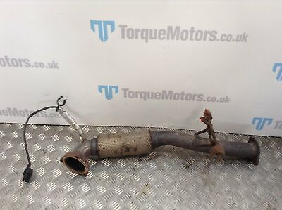 Ford Focus ST-3 MK2 Exhaust flexi downpipe