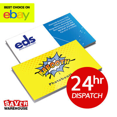 Business Cards Printing | Single or Double Sided | Cheap Colour Business Cards